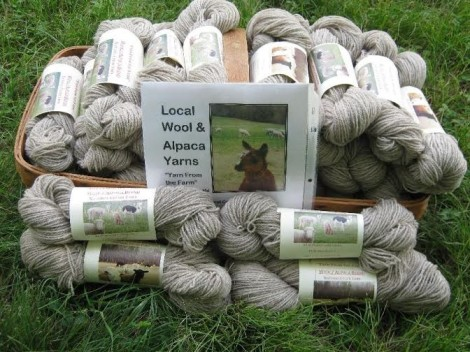 yarn from the farm 2